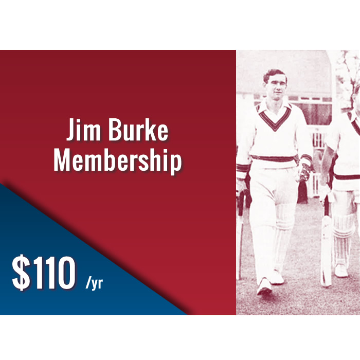 Jim Burke Blue Blood Membership